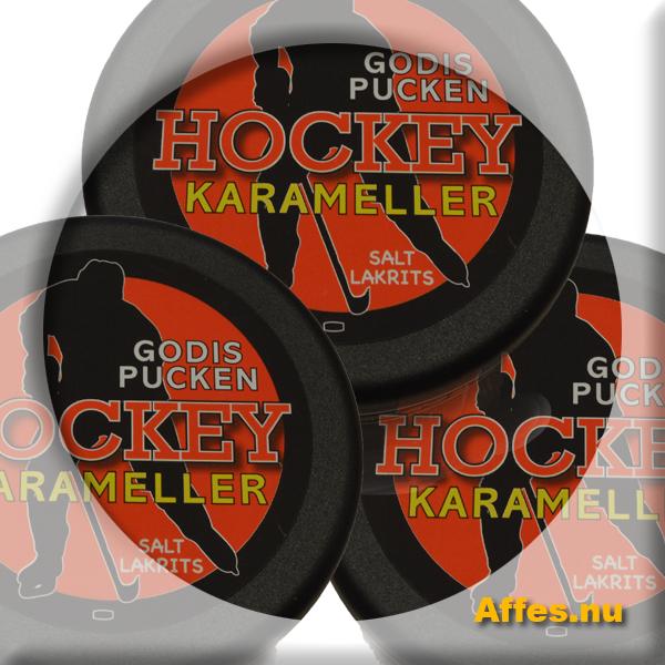 GodisPucken Hockeytryck